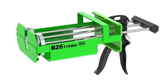 Albion B26T1500X Manual Multi-Component Cartridge Adhesive Gun