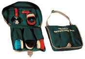 Decker No.GBS300 Essential Travel-A-Long Grooming Kit for Horses