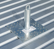Roof Zone No. 48591 Commercial Roof Anchor