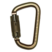 SafeWaze Number FS-1015, Steel Carabiner
