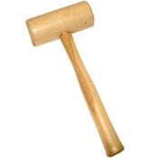 Bearcat No. WM-250 16 oz. Tinner's Wood Mallet